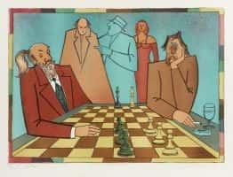 Cafe Sjakk | Trond Fladseth