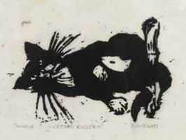 Katten ruller | Bjørn Kaaks
