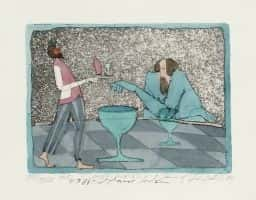 Glass djevel | Trond Fladseth