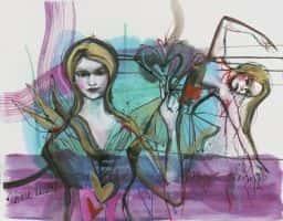 Oh My Strings | Verena Waddell
