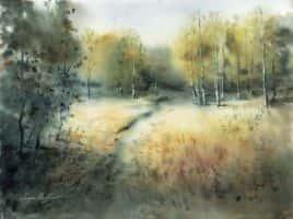 Bjørkeskog | Inger Hoff